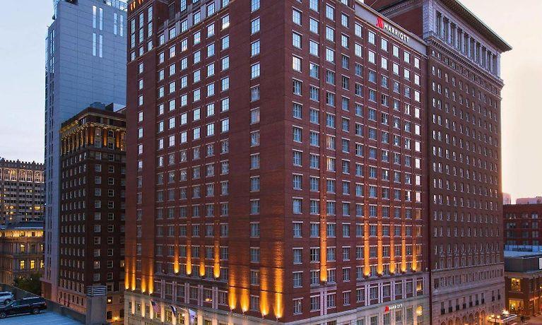 Hotel Marriott St Louis Grand Saint